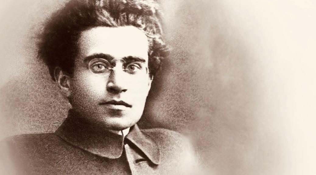 Photograph of Gramsci